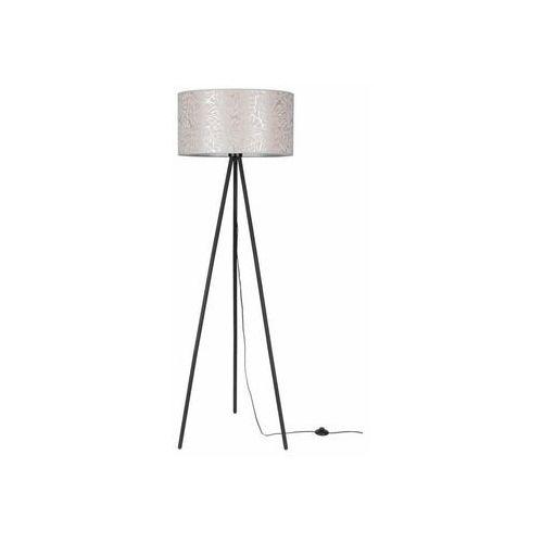 Lampa podłogowa Mateo czarna E27 Spot-Light (5903839985058)