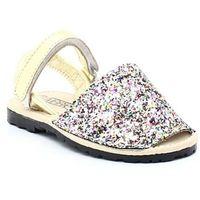 Mariettas 551 multikolor - sandałki dla małej księżniczki