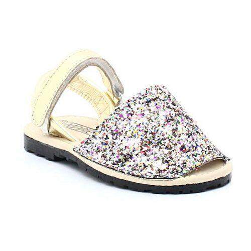 551 multikolor - sandałki dla małej księżniczki marki Mariettas