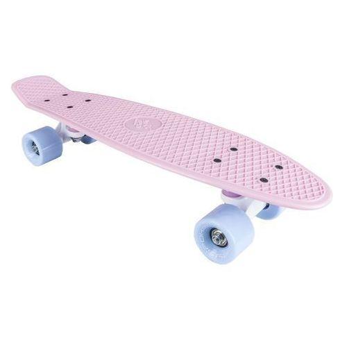 cruiser  838897  deskorolka  fiszka  pennyboard  różowy marki Spokey