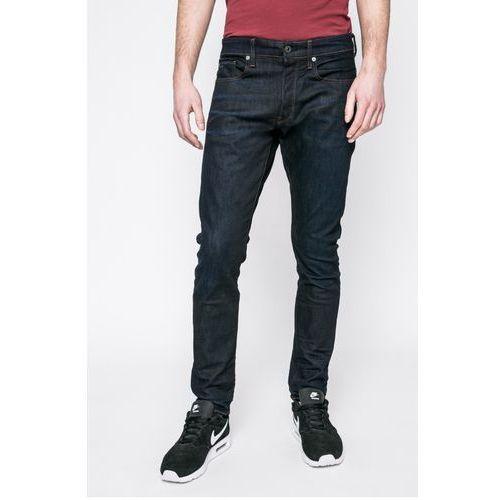 - jeansy 3301 marki G-star raw