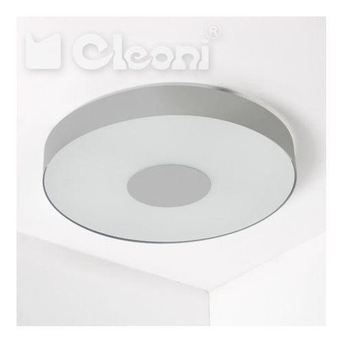 Plafon carina 70 pal. 4xe27 żarówki led gratis!, 1158p4+ marki Cleoni