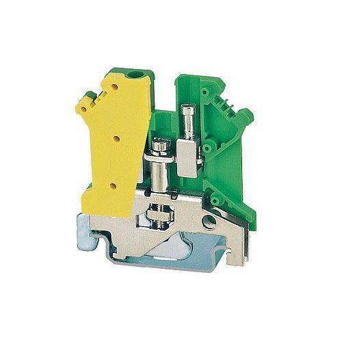 Pokój złączka gwintowana zug10 10mm2 żółto-zielony (4008190039820)