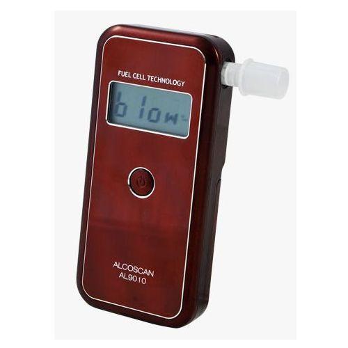 Sentech Al-9010 alkomat cyfrowy elektrochemiczny z pomiarem do 5 promili + 100 ustników gratis (5907461310000)