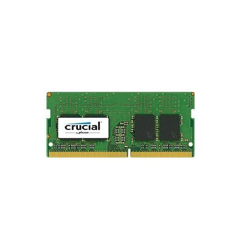 Crucial DDR4 16GB/2400 CL17 SODIMM DR x8 260pin, 1_496538