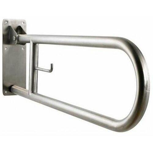 Poręcz uchylna łukowa dla niepełnosprawnych s32uuwc7.5p sn p 75 cm marki Faneco