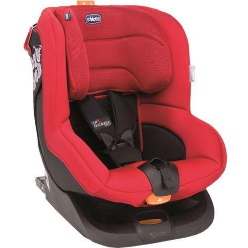 Chicco  oasys 1 (9-18 kg) fotelik samochodowy isofix – fire, kategoria: foteliki grupa i
