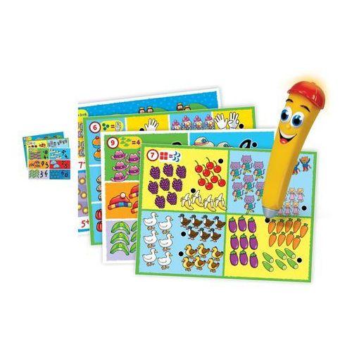 Mówiące Pióro Liczby Clementoni gra edukacyjna (8005125609123)
