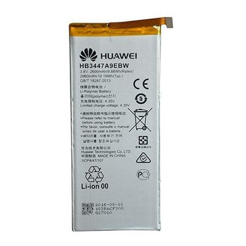 Huawei Ascend P8 / HB3447A9EBW 2600mAh 9.88Wh Li-Polymer 3.8V (oryginalny), HB3447A9EBW