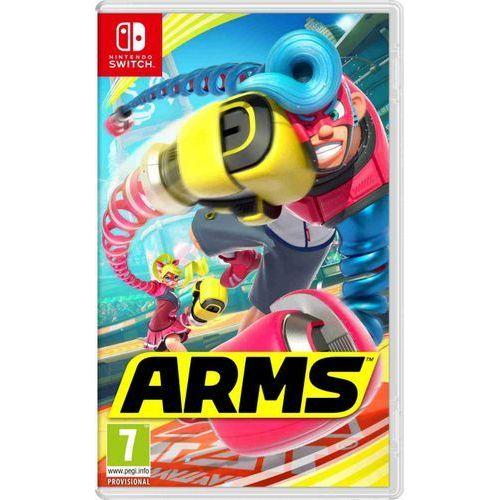 Gra switch arms + zamów z dostawą jutro! + darmowy transport! marki Nintendo