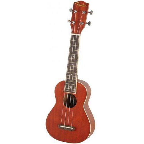 Fender Seaside Nat ukulele