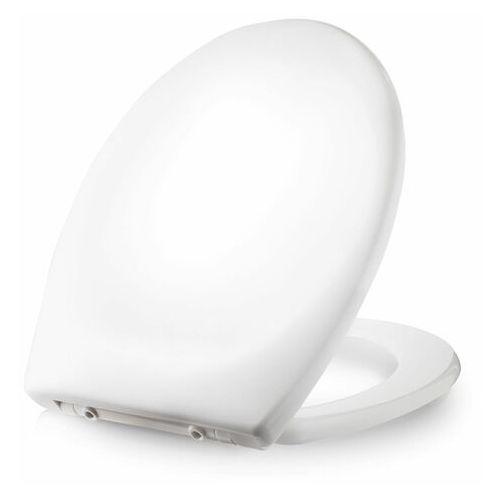 Dombach kaiana, deska sedesowa, kształt o, wolnoopadająca, antybakteryjna, biała
