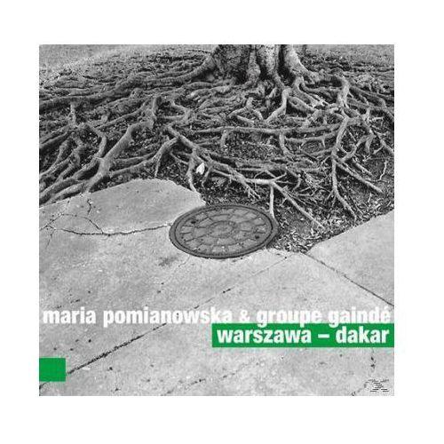 Fonografika Warszawa dakar (5902768701715)