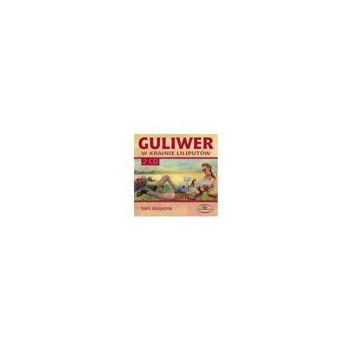 Warner music Guliwer w krainie liliputów [superjewelbox] (cd) - franciszek pieczka (5907783424762)