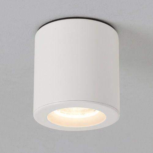 Downlight LAMPA sufitowa KOS 1326002 Astro łazienkowa OPRAWA metalowa IP65 tuba neos biała (5038856071764)
