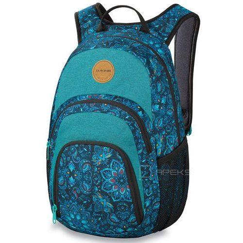 Dakine Campus Mini 18L plecak miejski / Blue Magnolia - Blue Magnolia, kolor wielokolorowy