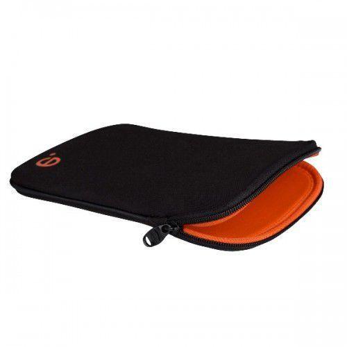 """Be.ez la robe - pokrowiec uniwersalny tablet 7"""" (czarny/pomarańczowy) - szybka wysyłka - 100% zadowolenia. sprawdź już dziś!"""