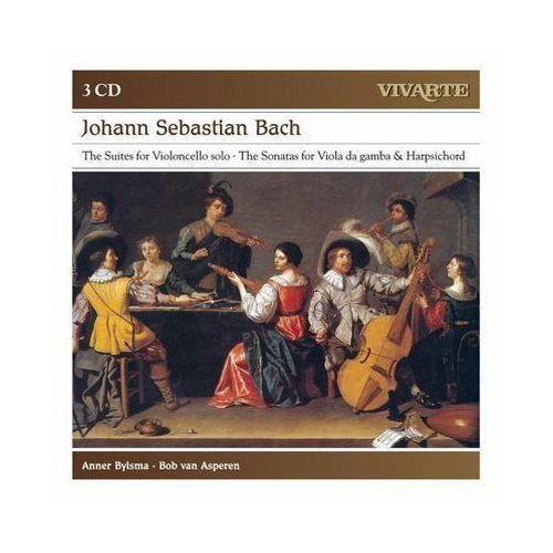 Bach: The Suites For Violoncello Solo Sonatas For Viola Da Gamba & Harpsichord Bwv 1028 & 1029 - Sony Music - sprawdź w wybranym sklepie