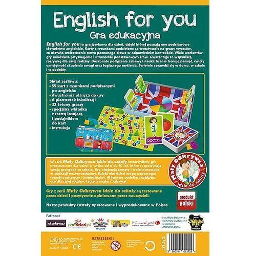 TREFL Gra Angielski, Mały odkrywca, AM_5900511012729