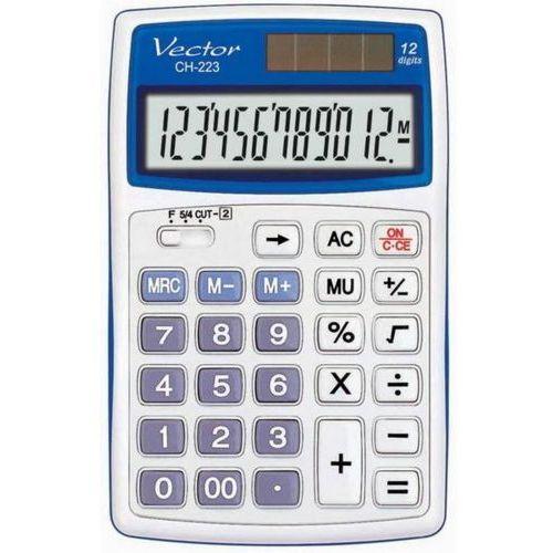 Kalkulator VECTOR CH-223