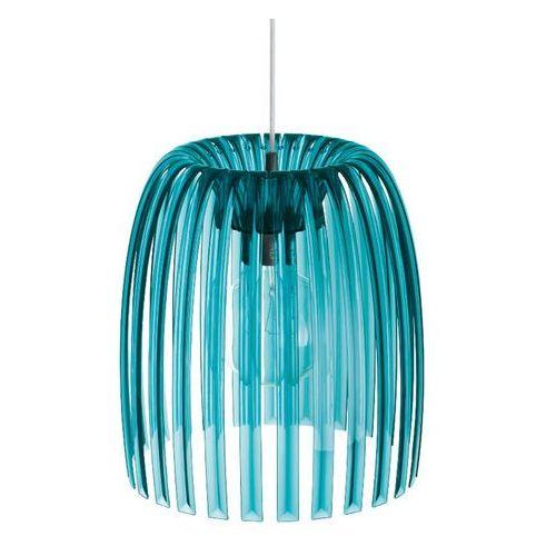 JOSEPHINE - Lampa wisząca M Niebieski Przezroczysty, 1930580
