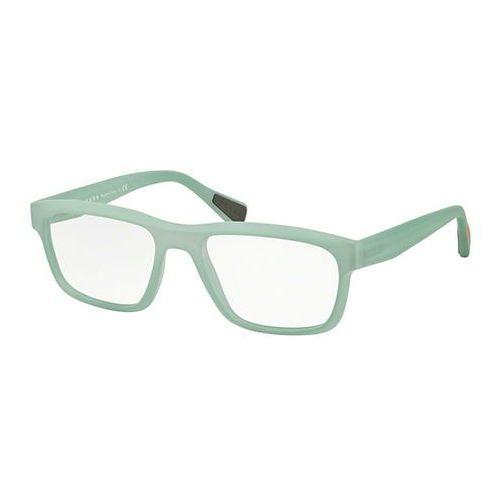 Prada linea rossa Okulary korekcyjne ps07gv ufm1o1