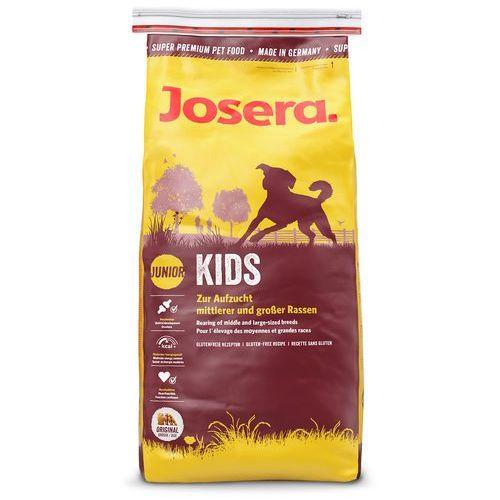 Josera  kids - karma dla szczeniąt 2x15kg (4032254211501)