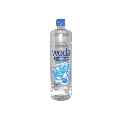 Kamix Woda destylowana do żelazek ultraczysta 1000 ml