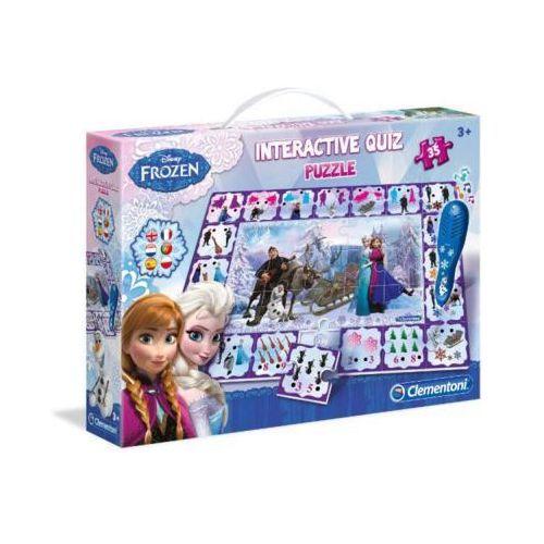 Quzi interaktywny Frozen (8005125132898)