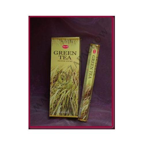 ZIELONA HERBATA / GREEN TEA - Kadzidełka