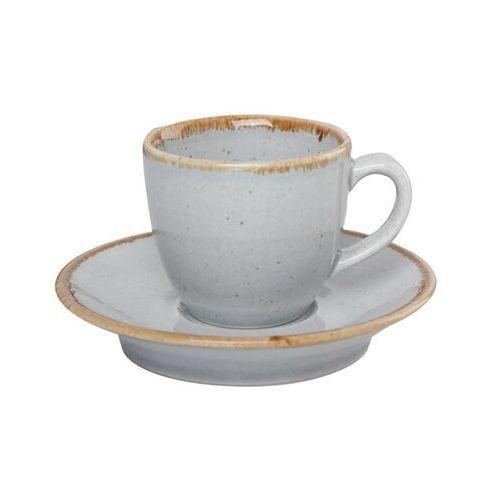 Filiżanka elegancka do espresso ashen 80ml marki Porland