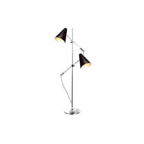 lampa podłogowa kaja czarny fl-13054 bk marki Azzardo