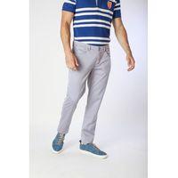 Spodnie męskie JAGGY - J1551T813-1M-65, kolor szary