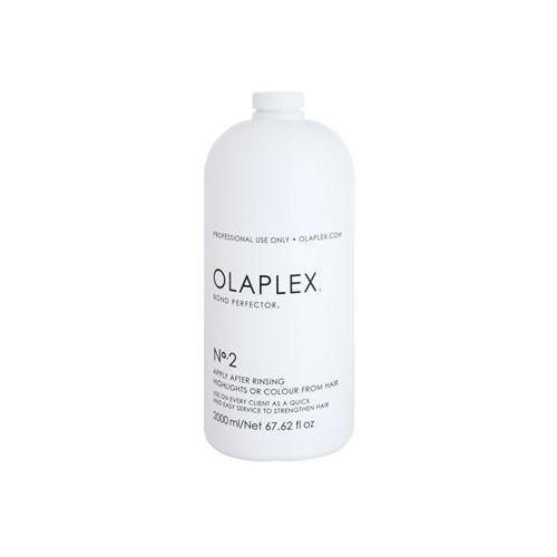 OKAZJA - Olaplex Professional Bond Perfector preparat odnawiający zmniejszający zniszczenia włosów podczas farbowania z dozownikiem (Bond Perfector N°.2) 2000 - produkt z kategorii- Pozostałe kosmetyki do włosów