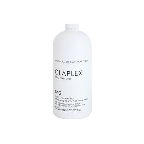 Olaplex Professional Bond Perfector preparat odnawiający zmniejszający zniszczenia włosów podczas farbowania z dozownikiem (Bond Perfector N°.2) 2000