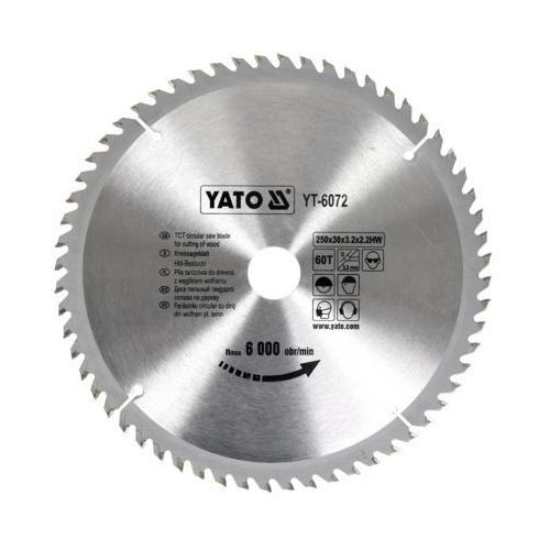 Tarcza yt-6072 marki Yato