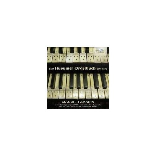 Das husumer orgelbuch von 1758 marki Brilliant classics