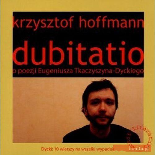 Dubitatio (130 str.)