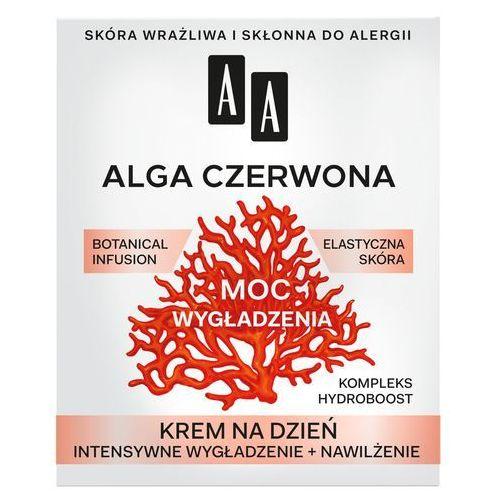 """Oceanic Aa moc roślin alga czerwona 40+ krem na dzień """"moc wygładzenia"""" 50ml (5900116040929)"""