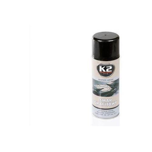 Smar K2 400 ml aerozol (grafitowy)