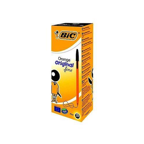 Długopis BIC Orange czarny 0,7mm