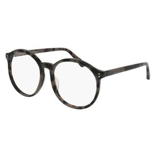 Okulary Korekcyjne Stella McCartney SC0060OA Asian Fit 004