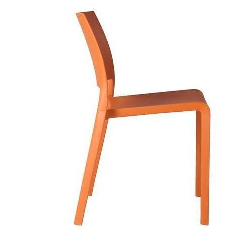Krzesło Fiona - pomarańczowy, 9367