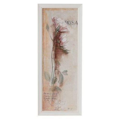 Dekoria obraz rosa 35x100, 35 × 100