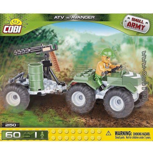 Small Army ATV Wiavanger 60 klocków