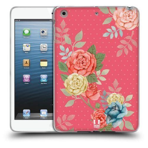 Etui silikonowe na tablet - Nostalgic Rose Patterns BLOOMS IN PINK