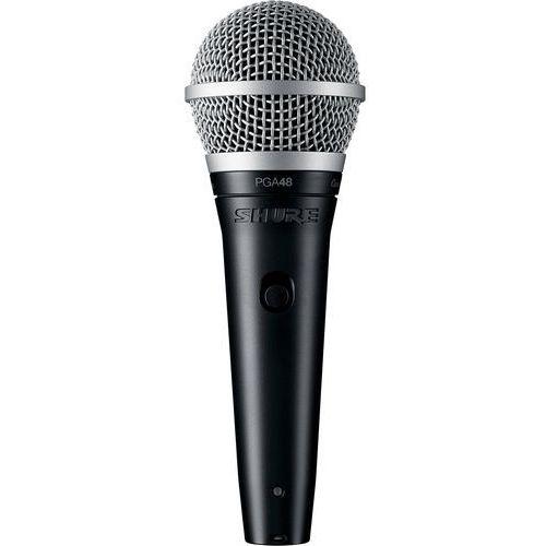 Shure pga48 mikrofon dynamiczny