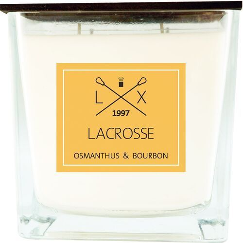 Świeca zapachowa osmanthus & bourbon 15x15 - osmantus and bourbon (8435474407819)