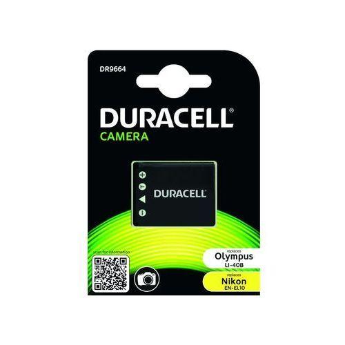 Duracell Akumulator do aparatu 3.7v 630mAh DR9664 DARMOWA DOSTAWA DO 400 SALONÓW !!, DR9664