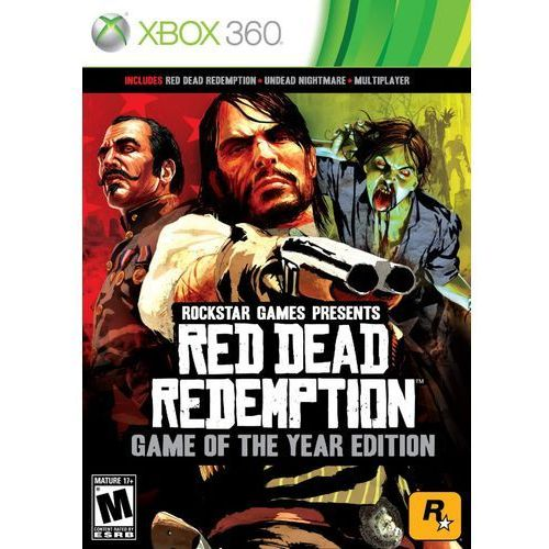 OKAZJA - Red Dead Redemption (Xbox 360)
